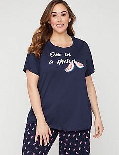 One in a Melon Graphic Tee