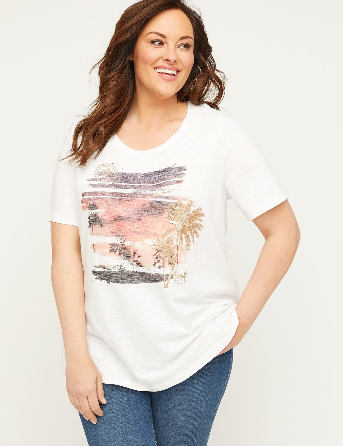 Beachfront Tee (400001484043 Knits) photo