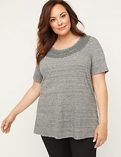 5c35fb618185 Plus Size T-Shirts & Tees | Catherines