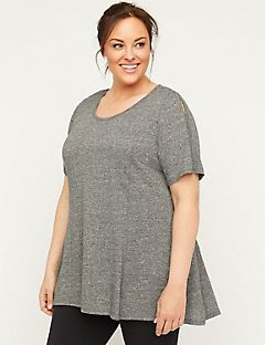 Full of Life Tunic Top