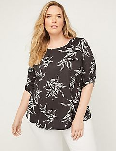 Glimmer Lily Top