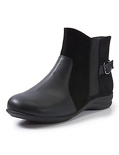 Good Soles Modern Ankle Boot