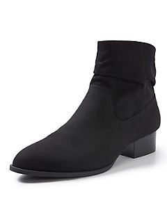 Good Soles Slouch Ankle Boot
