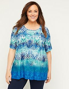 Swirling Springs Top