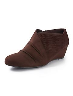 Good Soles Wedge Ankle Boot