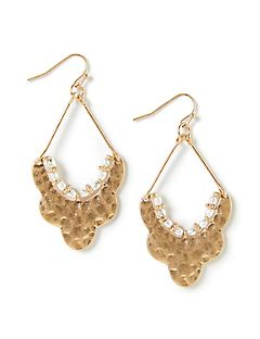 Katonah Drop Earrings