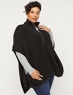 Mount Pleasant Poncho