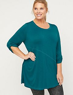Rolling Hills Seamed Tunic