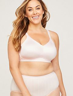 No-Wire Backsmoother Bra
