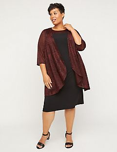 Rosewood Jacket Dress