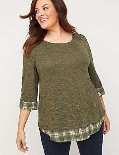 ComfySoft Kentfield Duet Top