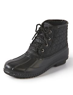 Good Soles Ankle Duck Boot