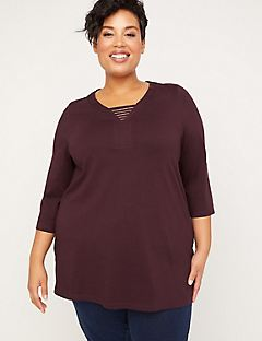 Suprema Duet Tunic Top