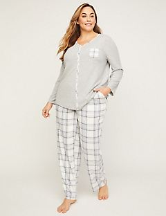 Wilton Plaid Sleep Pants