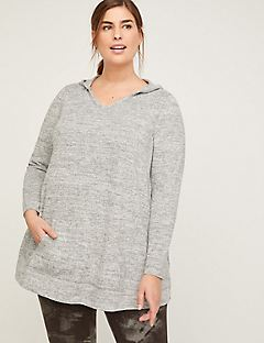 ComfySoft Hooded Tunic