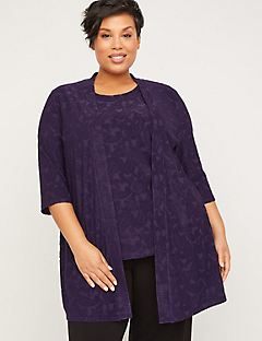AnyWear Paisley Peak Overpiece