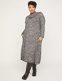 ComfySoft Cedar Falls A-Line Dress