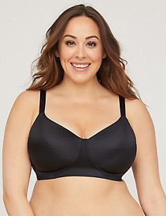 No-Wire Perfect Fit T-Shirt Bra