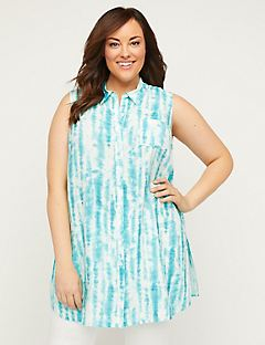 6a4750b6a69 Plus Size Tops | Catherines