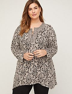 Morningside Tunic Top