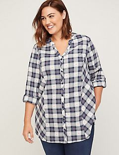 Wilshire Buttonfront Tunic