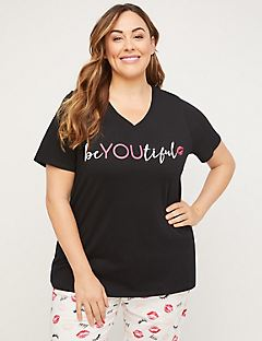 BeYOUtiful Cotton Sleep Top