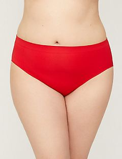New Seamless Hi-Cut Brief