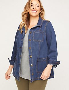 Denim Barn Jacket