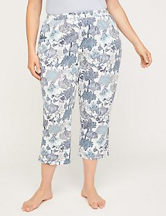 Nature Dreams Cotton Sleep Capri