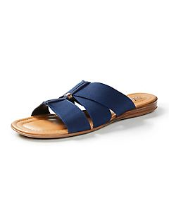 Good Soles Strappy Slide Sandal