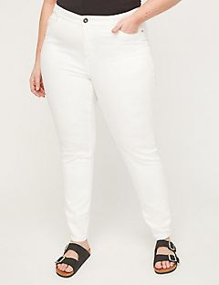 The White Jegging