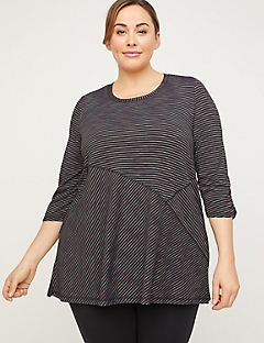 Prism Stripe Tunic