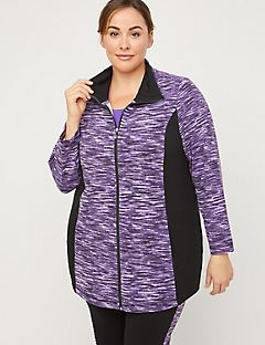 Wisteria Yoga Jacket