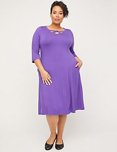 Edgehill A-Line Dress (With Pockets)
