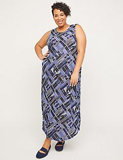 AnyWear Cobblestone Maxi Dress