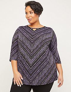 Purple Haze Tunic