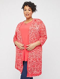 Pleasantdale Duster Cardigan