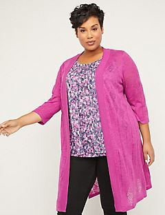 Rosedale Pointelle Duster