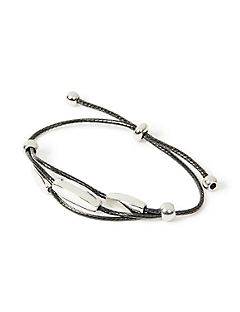 Glass Springs Slider Bracelet