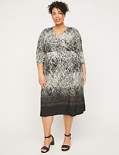 Mountaintop Wrap Dress