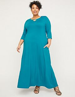 Free & Easy Maxi Dress (With Pockets)