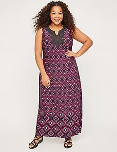 Terrace Ridge Maxi Dress