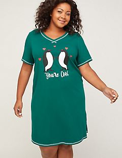 Penguin Dreams Sleepshirt