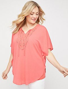 Breezy Wilshire Top