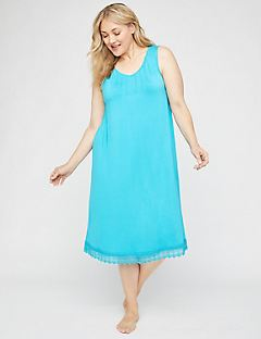 Lace Grove Sleep Gown