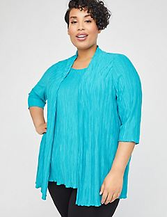 AnyWear Ocean Ridge Duet Top