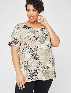 Norwood Tropical Tee
