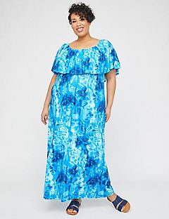 Meadow Crest Maxi Dress
