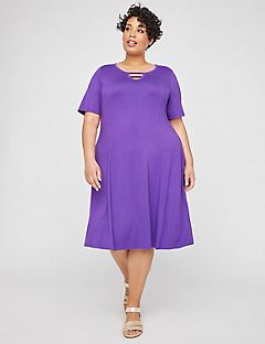 Lakeside A-Line Dress (With Pockets)
