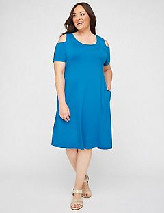 Shady Brook A-Line Dress (With Pockets)